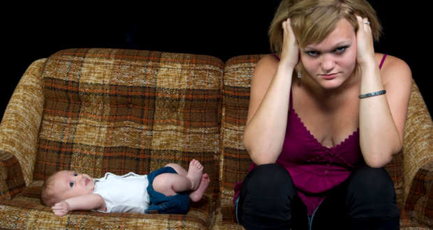 Postpartum Depression after Birth