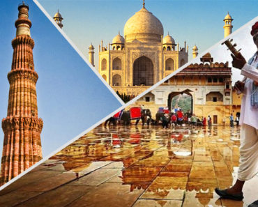 Taj Mahal To World